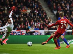 Müller mit der Vorentscheidung