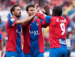 Levante beendet Atléticos Titelträume