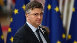 Premierminister Andrej Plenkovic gratulierte der Nationalmannschaft