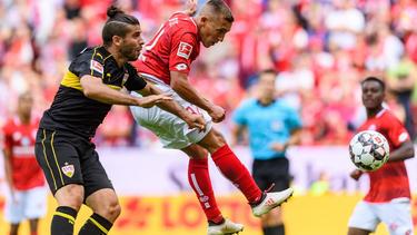 Pablo De Blasis verlässt den FSV Mainz 05 in Richtung Spanien