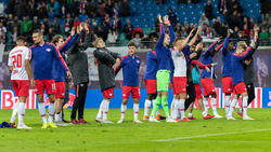 Für RB Leipzig läuft derzeit alles nach Plan