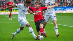 Dominique Heintz will über den SC Freiburg in die Nationalmannschaft