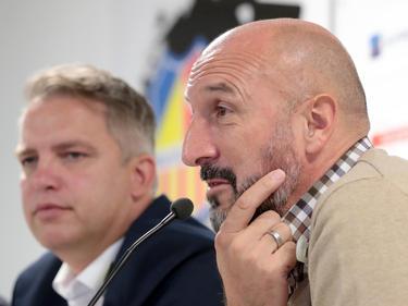 SKN-Generalmanager schwärmt in höchsten Tönen von Popović