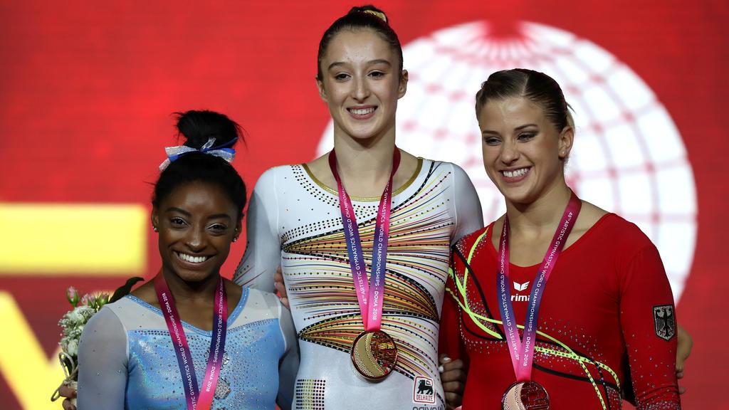 Elisabetz Seitz sicherte sich die Bronzemedaille