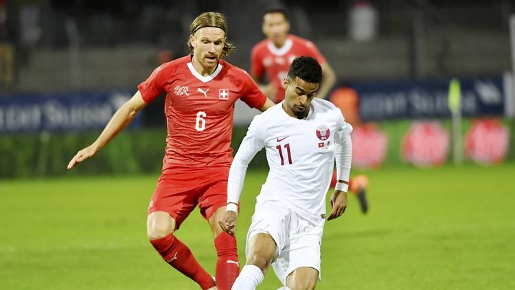 El jugador Akram Afif marcó el gol decisivo del partido. (Foto: Getty)