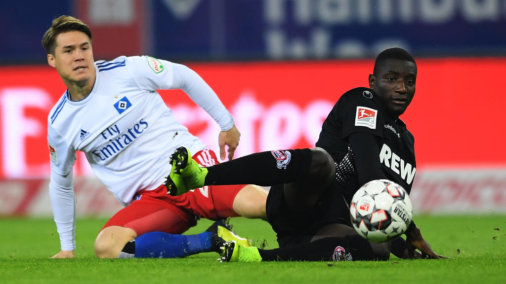 Köln hat einen deutlich stärkeren Angriff als der HSV