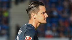 Benjamin Hübner steht noch nicht in Hoffenheims Kader