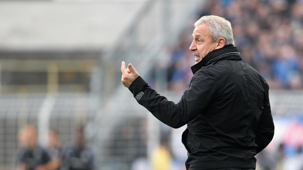 Hansa Rostock unterliegt bei den Sportfreunden Lotte