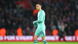 Mesut Özil steht beim FC Arsenal noch bis 2021 unter Vertrag