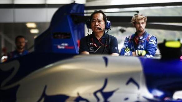 Toyoharu Tanabe will vor dem ersten Jahr mit Red Bull nicht zu viel riskieren