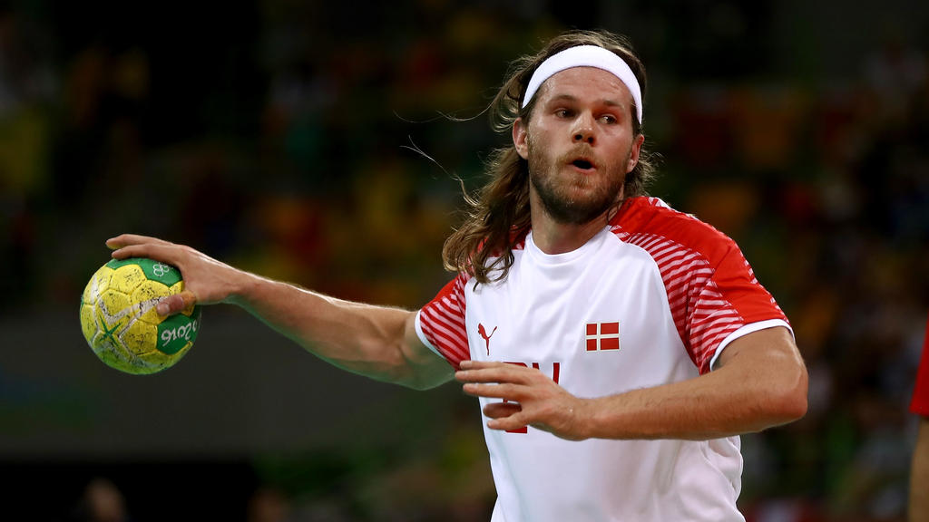 Mikkel Hansen trifft mit Dänemark auf Frankreich