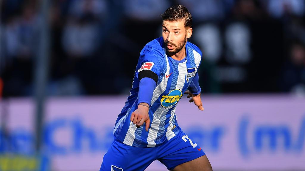 Marvin Plattenhardt fehlt Hertha BSC vorerst