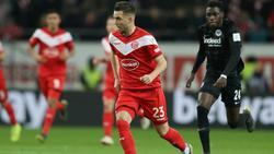 Niko Gießelmann erleidet Wadenverletzung