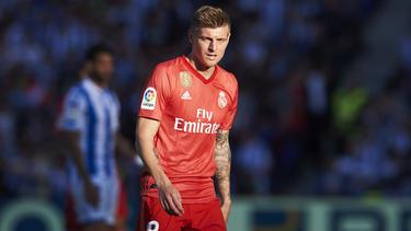 Toni Kroos bleibt Real Madrid treu