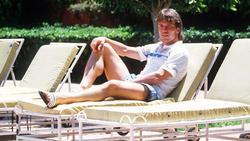 """Lothar Matthäus gehörte offenbar schon immer zu den """"Sonnenanbetern"""""""