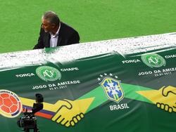 El encuentro se lo llevo Brasil gracias al tanto de Dudu. (Foto: Getty)