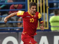 Stefan Jovetić hat bei der AS Monaco unterschrieben