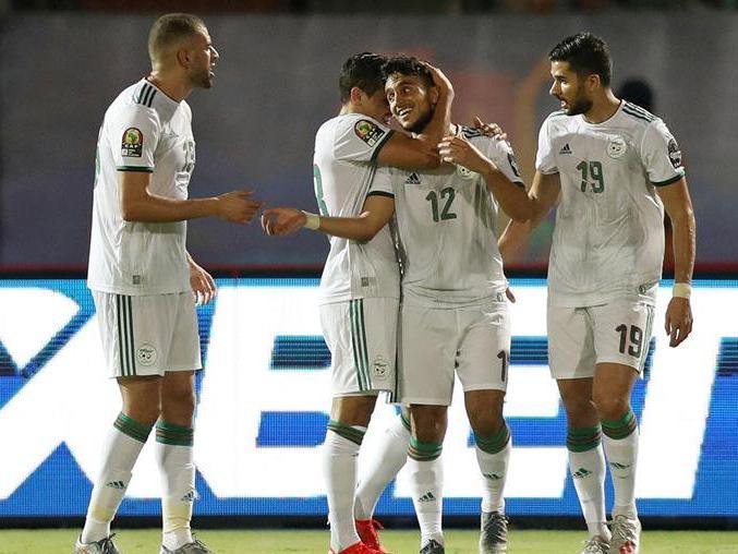 Argelia sigue viva en la competición.