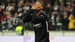 Die Eintracht erlebte gegen Arsenal ein böses Erwachen