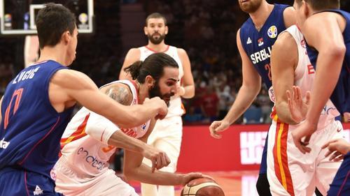 Spanien schlug Serbien mit 81:69