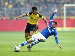 Jadon Sancho will den BVB zum Sieg gegen S04 schießen
