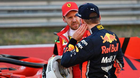 Max Verstappen warf Ferrari nach dem Austin-Rennen Betrug vor