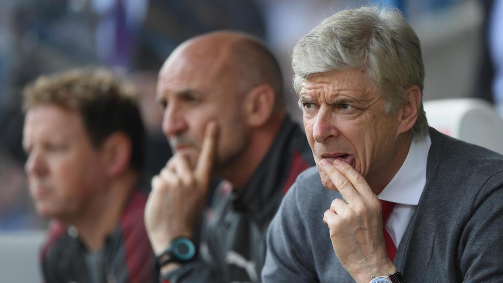 Arsène Wenger wurde vom FC Bayern kontaktiert