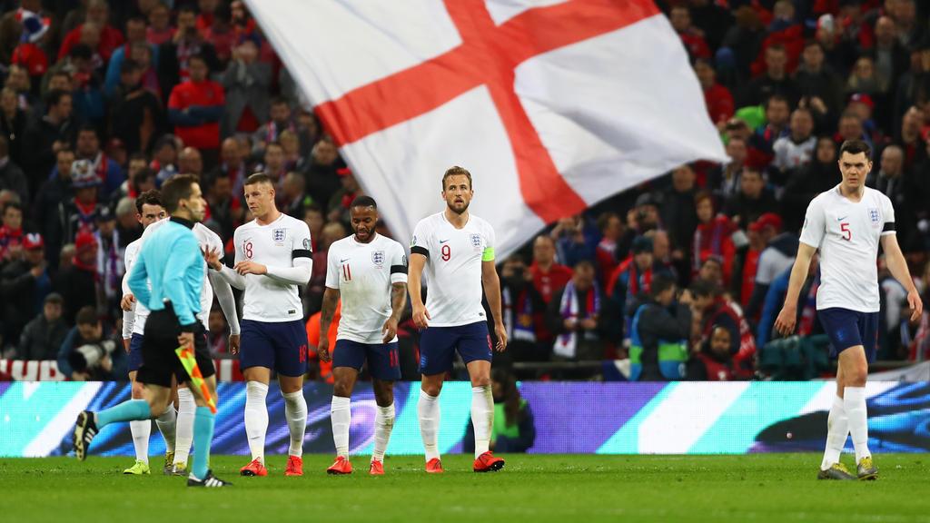 英格兰在欧洲2020热身打奥地利和罗马尼亚