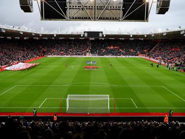 Blick ins St. Mary's Stadium von Southampton