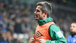 Steht nach langer Abstinenz wieder im Werder-Kader: Fin Bartels