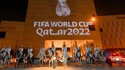 Die DFB-Auswahl wird ihre Vorrundengegner für die WM in Katar am 1. April 2022 erfahren
