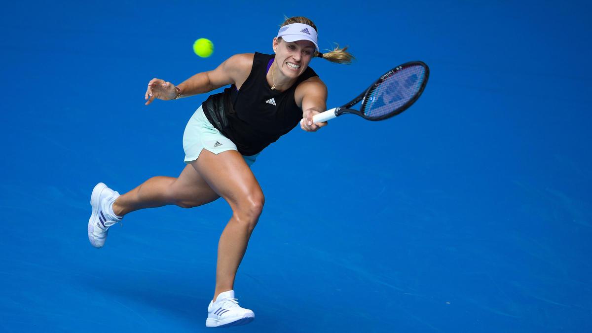 Kerber ist in die zweite Runde der Australian Open eingezogen
