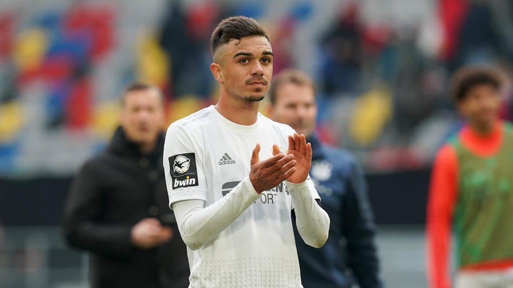 Oliver Batista-Meier erzielte fünf Tore für die U19 des FC Bayern München