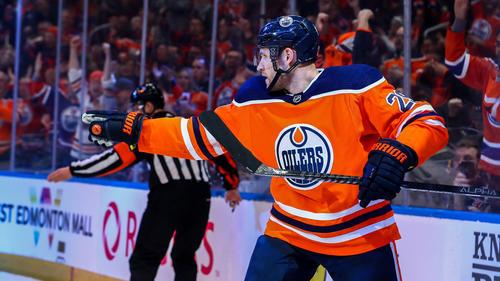 Zwei Tore, ein Assist: Leon Draisaitl überragte beim Sieg der Edmonton Oilers