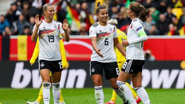 Die DFB-Frauen wollen den Titel
