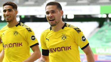Raphael Guerreiro und der BVB wollen den FC Bayern vom Thron stürzen