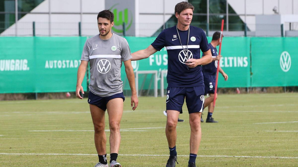 Will mit dem VfL Wolfsburg ins Viertelfinale: Oliver Glasner