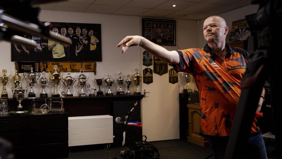 Rücktritt vom Rücktritt: Raymond van Barneveld vor Comeback