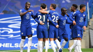 Der FC Chelsea hat Crystal Palace klar bezwungen