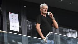 Armin Veh lässt kein gutes Haar an den Strukturen beim 1. FC Köln