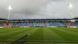 Bochum gegen Aue vor nur 300 Zuschauern