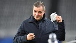 Michael Zorc hofft auf einen BVB-Sieg gegen den FC Bayern