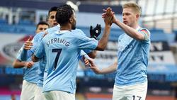 Manchester City gewann gegen den FC Fulham