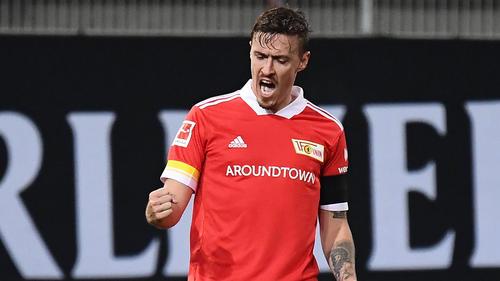 Max Kruse erzielte ein Traumtor für Union Berlin