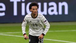 Leroy Sané gibt im DFB-Team nicht den Ton an