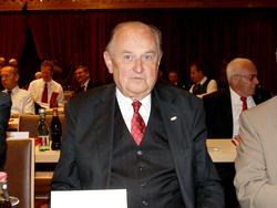 Ferdinand Kolarik bei einer ÖFB-Versammlung (2013)