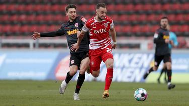 Die Würzburger Kickers sind weiter Tabellenletzter