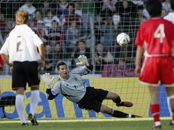 U20: Deutschland trennt sich von China 2:2