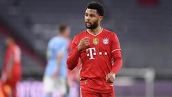 Bei Serge Gnabry vom FC Bayern soll ein positiver Antigen-Test vorliegen