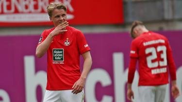 Bleibt Felix Götze beim 1. FC Kaiserslautern?